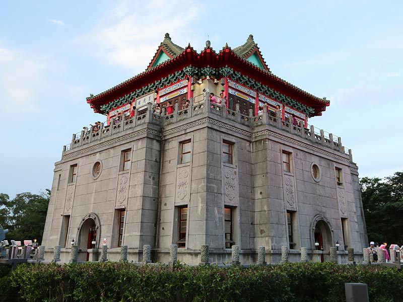Juguang Tower