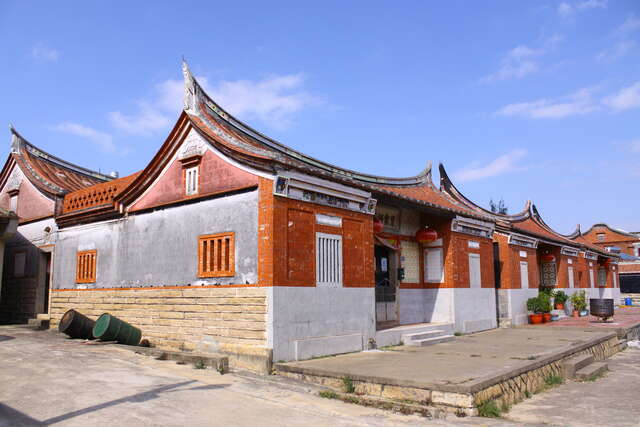 Six Section Grand Abode of Huang Hsuan-Hsien